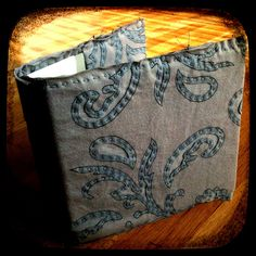 Paisley book cover - front by jillthereckless, via Flickr