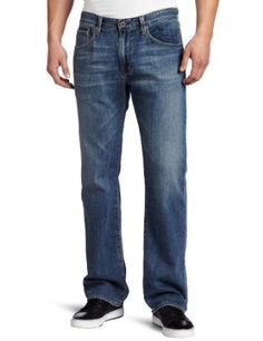 AG Adriano Goldschmied Men's The Protege Straight Leg Jeans http://amzn.to/H5a8M0