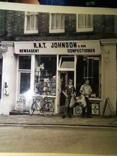 Camden Road, Tunbridge Wells, Old Photos, Wellness, London, 1960s, Shops, Board, Old Pictures