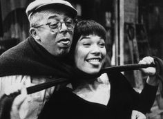 Shirley MacLaine and Billy Wilder, The Apartment 1960