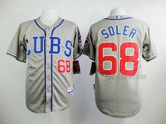 http://www.xjersey.com/cubs-68-soler-grey-cool-base-jersey.html Only$35.00 CUBS 68 SOLER GREY COOL BASE JERSEY #Free #Shipping!