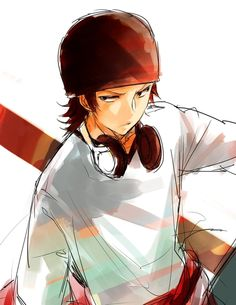 Yata Misaki from K project, fanart. He is my favorite character, right up there with Kuroh