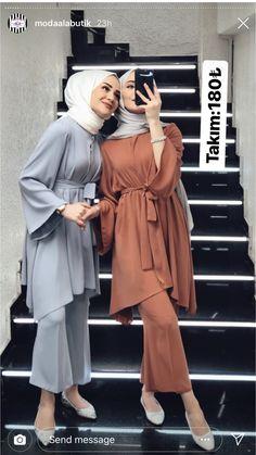 Hijab Fashion Summer, Modest Fashion Hijab, Modern Hijab Fashion, Modesty Fashion, Hijab Fashion Inspiration, Islamic Fashion, Abaya Fashion, Muslim Fashion, Modest Outfits