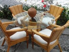 MUEBLES JARDIN on Pinterest  Rattan, Pallet Ideas and Old ...