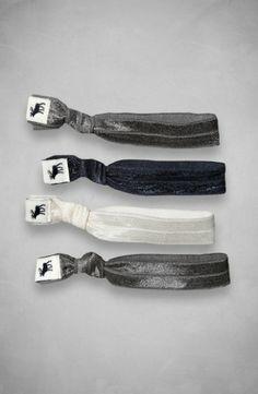 Abercrombie Shimmering Hair Ties