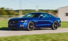 Ford's new Mustang is more refined�but is it still a snorting pony at heart? Read the review and see photos of the new Mustang GT at Car and Driver.