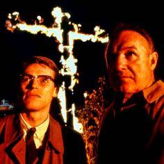 Gene Hackman y Wille