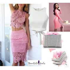 BEAUTIFULHALO 19 by nejrasehicc on Polyvore featuring bhalo