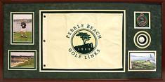 Golf flag, metal, ba