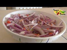"""Salsa Xnipec """"Cocina Mexicana"""" (TOQUE Y SAZÓN)"""