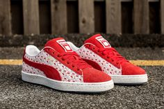 Puma Suede x Hello Kitty