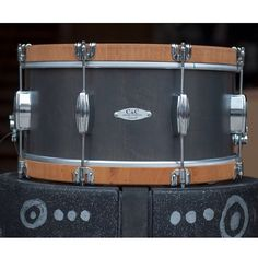 sammy del real's new snare drum.