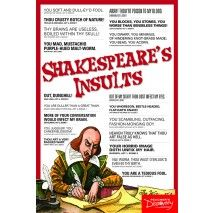 Witty Insults from Shakespeare's Pla Shakespeare Insults, Shakespeare Funny, William Shakespeare, Witty Insults, Comebacks And Insults, Funny Comebacks, Language And Literature, English Literature, Poetry Quotes