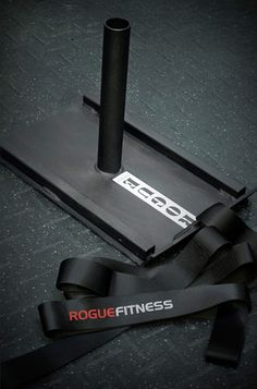 Best slide ever! Great for pulling, add kettle bells or weights.