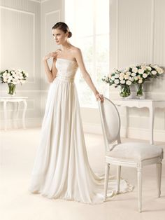 LA SPOSA MUSEO from BridalGown.NET $932