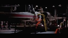 X-wing Fighter History Gallery | The X-wing's powe...