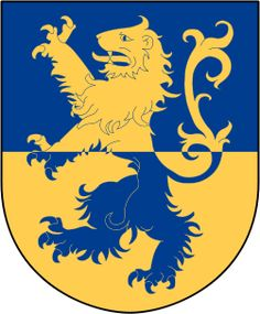 Coat of arms of Östanstång, in Östergötland, Sweden