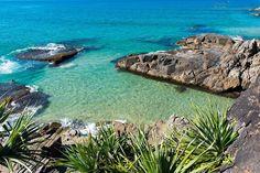 Australia: Grassy Heads Beach, NSW (New South Wales)