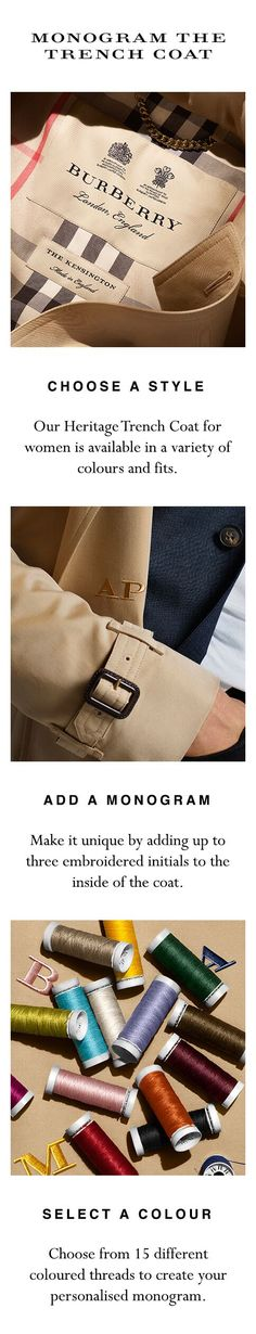 19 Best Trench Coats images | Burberry trench, Burberry