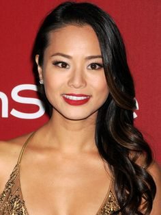 Golden Globes 2013: The best after-party beauty looks — Jamie Chung http://beautyeditor.ca/gallery/golden-globes-2013-the-best-after-party-beauty-looks/jamie-chung/