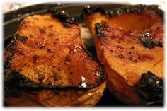How to cook butternut squash on your BBQ