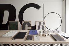 Playtype Foundry & Concept Store by e-Types.