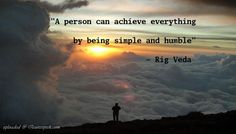 Quote from Rig Veda