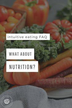 Intuitive Eating FAQ