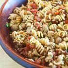 Haloumi Pasta Salad @ allrecipes.com.au