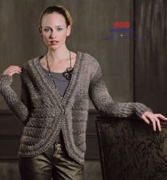 Helen Cardigan in Adriafil Coyote - Downloadable PDF. Discover more patterns by Adriafil at LoveKnitting. We stock patterns, yarn, needles and books from all of your favourite brands.