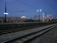 City West Train Station ~ West Perth, Western Australia