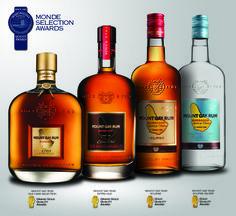 mount gay rum - The rum that invented rum