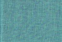 6166815 COSMO LINEN AQUA Dobby Weave Fabric