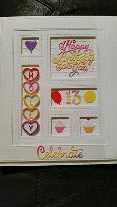 Birthday card for her creative sue wilson 64 Ideas Birthday Card Sayings, Birthday Cards For Her, Birthday Gift For Wife, Bday Cards, Birthday Bash, Happy Birthday, Birthday Greetings For Boyfriend, Birthday Present For Boyfriend, Presents For Boyfriend