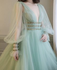 by Couture Grad Dresses, Ball Dresses, Ball Gowns, Evening Dresses, Elegant Dresses, Pretty Dresses, Fantasy Gowns, Vetement Fashion, Fairy Dress