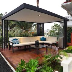 There are lots of pergola designs for you to choose from. You can choose the design based on various factors. First of all you have to decide where you are going to have your pergola and how much shade you want. Diy Pergola, Pergola Curtains, Pergola Swing, Deck With Pergola, Outdoor Pergola, Wooden Pergola, Diy Patio, Backyard Patio, Gazebo