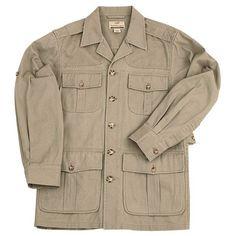 Hemingway Safari Safari Jacket (For Men)