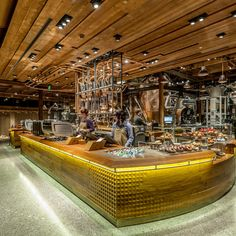 Starbucks Launched Its First Super-Fancy 'Tasting Room'