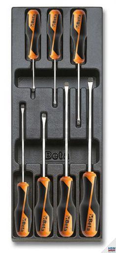 BETA T199 - 7 Delige gereedschap inlay   HBM Machines