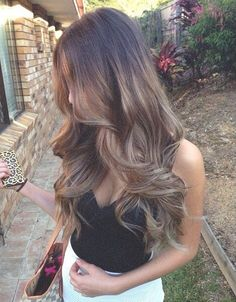 Pretty, soft, curls...