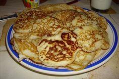 Czech Recipes, Pancakes, Menu, Breakfast, Tvar, Czech Food, Mascarpone, Essen, Menu Board Design