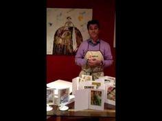 Presentación de mis minicuadros para estas navidades,una forma barata de regalar arte a vuestros clientes y amigos