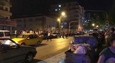 Sendika (.) Org ///  Ankara'da Suriyeliler ile mahalleliler arasında kavga büyüdü: 1 kişi yaralandı