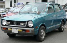 1972-1976 Subaru Rex 4 Door Sedan