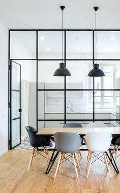 Office Interior Design, Office Interiors, Kitchen Interior, Interior Styling, Kitchen Design, Minimalistic Design, Rustic Loft, Rustic Modern, Apartment Design