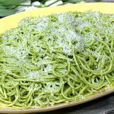 Mario Batali's Spaghetti With Green Tomatoes - the chew - ABC.com