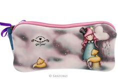 GORJUSS-THE-DREAMER-TEEN-GIRLS-ACCESSORY-SOFT-PENCIL-CASE Santoro London, Girls Accessories, The Dreamers, Coin Purse, Teen, Wallet, Pencil, Beautiful Things, Pocket Wallet