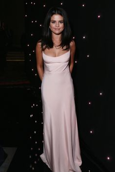 The best dressed at the Hollywood Film Awards: Selena Gomez.