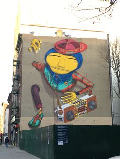 #art #wall #lowereastside #ny