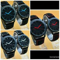 """""Jam tangan puma couple Material: kulit Harga: 175 Warna: hitam Order PIN CS1-5A1F32FA PIN CS2-5FI5DE72 & SMS/WA 087722-575-101  Reseller & Dropship Welcome!  Happy Shopping! :) #jamtangan #jamtanganwanita #jammurah #grosirjam #sweatercouple #flatshoes #jamtanganterbaru #resellerjamtangan #taswanita #sneakerscwe #celanajeansripped #jamtanganartis #olshop #wedgesterbaru #jaketjeans  #resellerwelcome #celanajeans #sepatubandung #celanajeanshw"